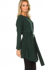 American Vintage |  Dress Nala | green  | Picture 5