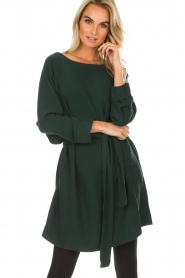 American Vintage |  Dress Nala | green  | Picture 4