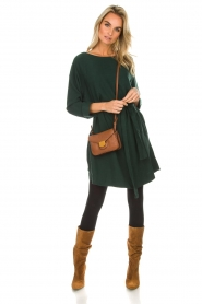 American Vintage |  Dress Nala | green  | Picture 3