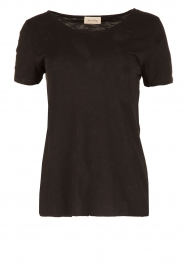 Round neck T-shirt Jacksonville | black