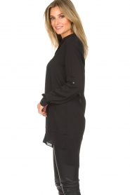 Dante 6 |  Tunic blouse Opulent | black  | Picture 5