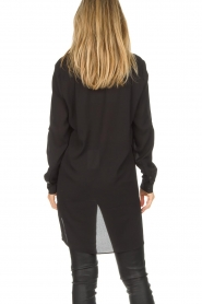 Dante 6 |  Tunic blouse Opulent | black  | Picture 6