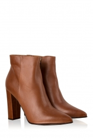 Noe |  Leather ankle boots Norva | brown  | Picture 4