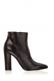 Noe |  Leather ankle boots Norva | black  | Picture 1