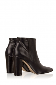 Noe |  Leather ankle boots Norva | dark blue  | Picture 4
