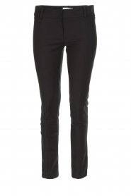 Patrizia Pepe |  Trousers Liz | black  | Picture 1