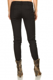 Patrizia Pepe |  Trousers Liz | black  | Picture 5
