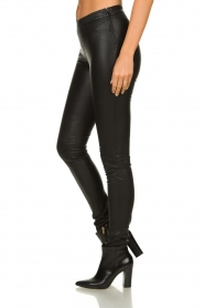 Dante 6 :  Leather leggings Campbell | black - img4