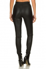 Dante 6 :  Leather leggings Campbell | black - img5