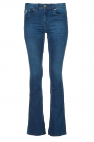 Lois Jeans |  Flared jeans Melrose L34 | blue  | Picture 1