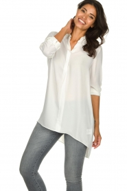 Dante 6 |  Tunict top Opulent | white  | Picture 2