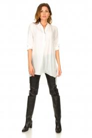 Dante 6 |  Tunict top Opulent | white  | Picture 3