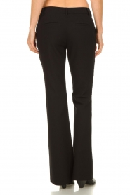 Aaiko |  Flared trousers Flarene | black  | Picture 6