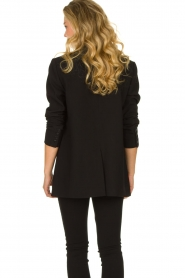 Aaiko |  Classic blazer Latina | black  | Picture 6