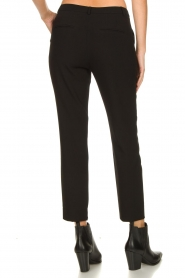 Aaiko |  Stretch trousers Parene | black  | Picture 6