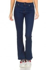 Lois Jeans |  Flared jeans Raval | blue  | Picture 2