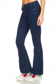 Lois Jeans |  Flared jeans Raval | blue  | Picture 4