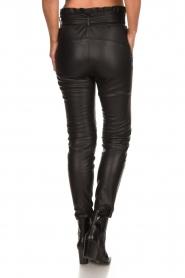 Dante 6 | Leather pants Duncan | black  | Picture 6