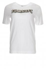 Silvian Heach | T-shirt Hamilton | wit  | Afbeelding 1