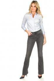 Set |  Basic blouse Maxime | light blue  | Picture 3