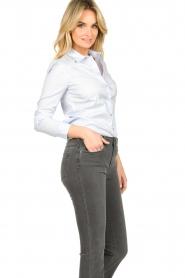 Set |  Basic blouse Maxime | light blue  | Picture 5