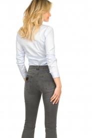 Set |  Basic blouse Maxime | light blue  | Picture 6