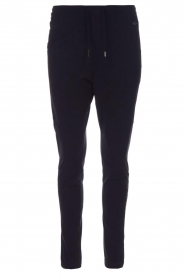 D-ETOILES CASIOPE |  Travelwear pants Guet | dark blue  | Picture 1