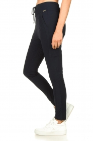 D-ETOILES CASIOPE |  Travelwear pants Guet | dark blue  | Picture 6