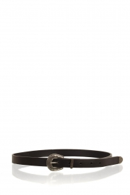 So Jamie |  Leather belt Blaide | black  | Picture 1
