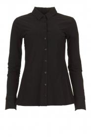 D-ETOILES CASIOPE | Travelwear blouse Petite | black  | Picture 1