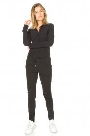 D-ETOILES CASIOPE | Travelwear blouse Petite | black  | Picture 3