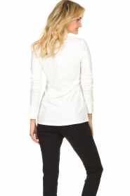 D-ETOILES CASIOPE |  Travelwear  blouse Petite | white  | Picture 6