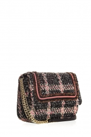 Becksöndergaard |  Bouclé bag Barch | black  | Picture 3