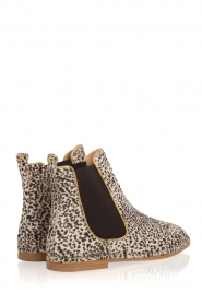 Maluo |  Leather ankle boots Cato | white  | Picture 5