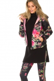 Hale Bob |  Reversible coat Suri | black  | Picture 4