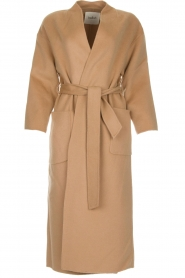 ba&sh |  Wool coat Day | camel  | Picture 1