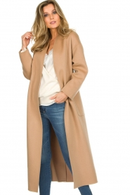 ba&sh |  Wool coat Day | camel  | Picture 2