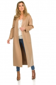ba&sh |  Wool coat Day | camel  | Picture 3