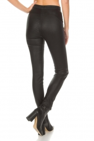Dante 6 |  Leather leggings Campbell | black  | Picture 5