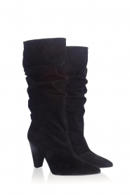 Toral |  High leather boots Ally | black  | Picture 4