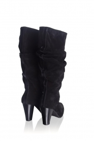 Toral |  High leather boots Ally | black  | Picture 5
