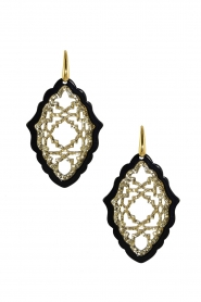 Miccy's |  Earrings Azizi | black  | Picture 1