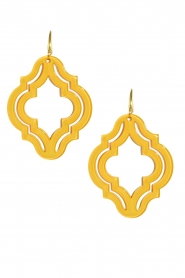 Miccy's |  Earrings Muscat | yellow  | Picture 1