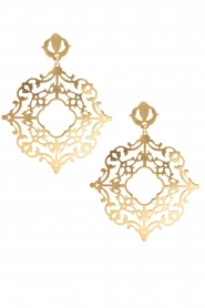 Miccy's |  Earrings Shams | gold  | Picture 2