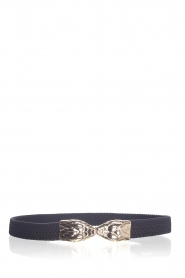 Depeche |  Waist belt Snake | gold  | Picture 1