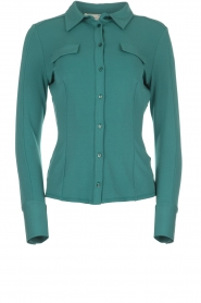 Blouse Charelle | green