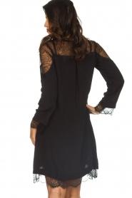 Hale Bob |  Dress with lace details Margaret | black  | Picture 6