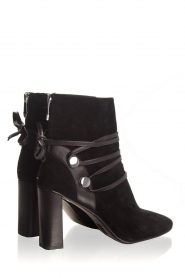 What For |  Leather ankle boots Micky | black  | Picture 3