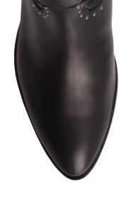 Toral | Leren laarzen Jamy | zwart  | Afbeelding 7