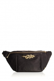 Depeche |  Leather bag Lily | black  | Picture 1